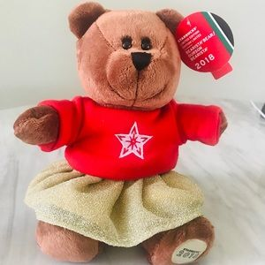 COPY - Starbucks 2018 Christmas Barista Bear